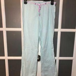 Cute cotton pajama pants